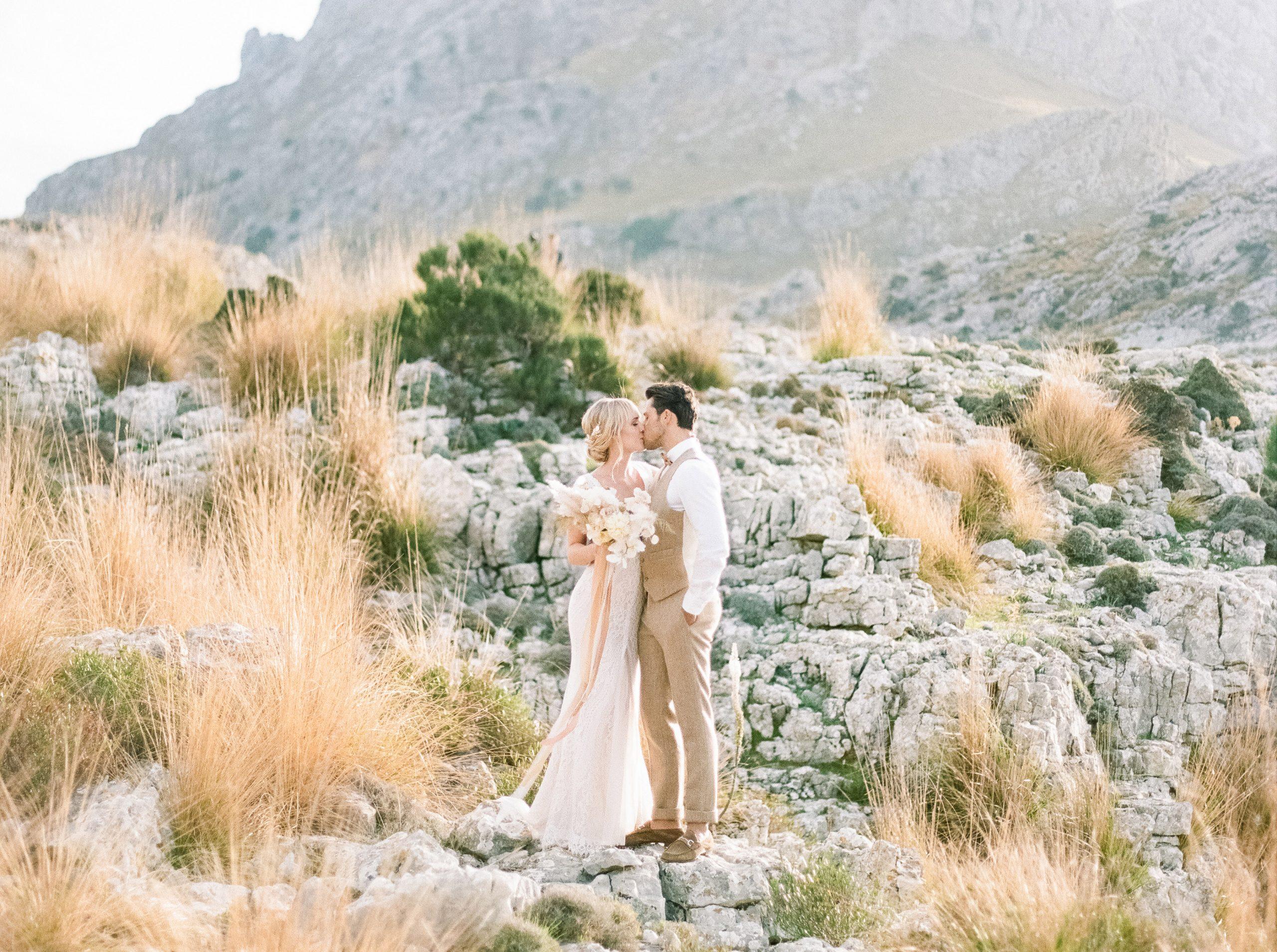 Brautpaar, Destination Wedding, Embrace Your Love, Hochzeitsplanung